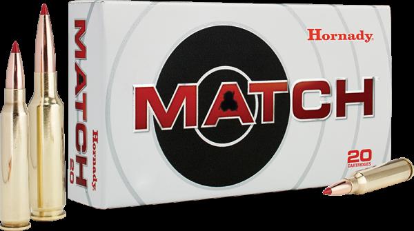 Hornady Match 6,5mm Creedmoor ELD Match 140 grs BŸchsenpatronen