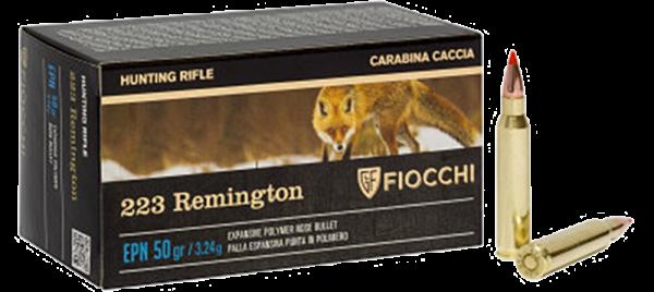 Fiocchi Hunting .223 Rem Fiocchi EPN 50 grs Büchsenpatronen