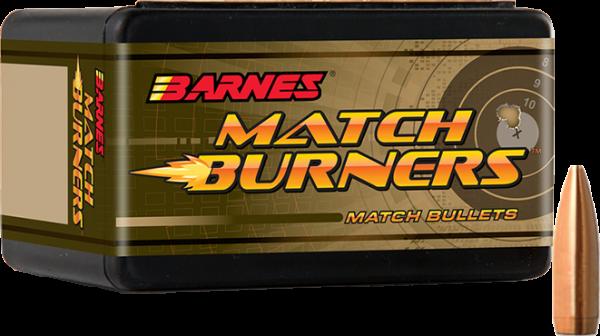 Barnes Match Burners Langwaffengeschosse 1