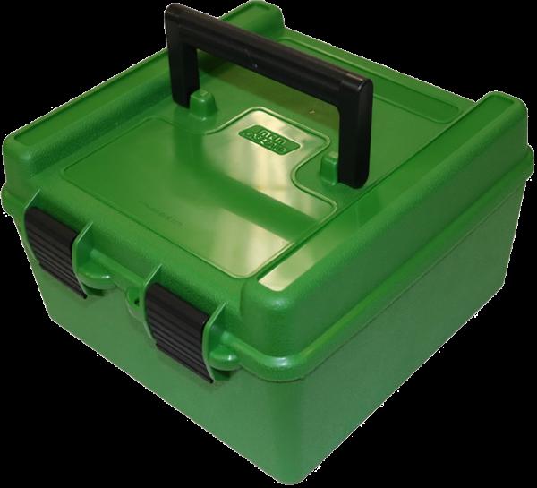 MTM R-100-Mag Deluxe Patronenbox 1