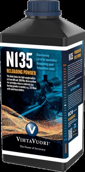 Vihtavuori N135 NC Pulver