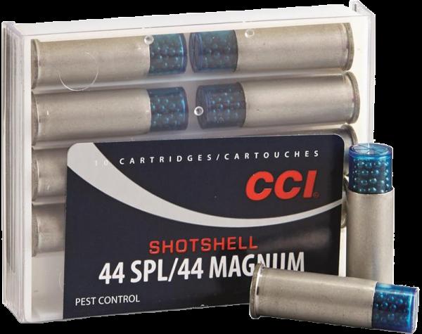 CCI Shotshell .44 S&W Special CCI Bleischrot Nr.9 140 grs Revolverpatronen