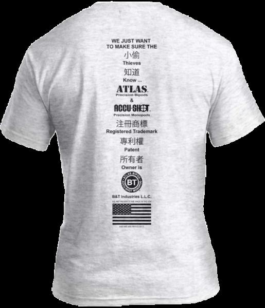 Atlas T-Shirt Thief 1