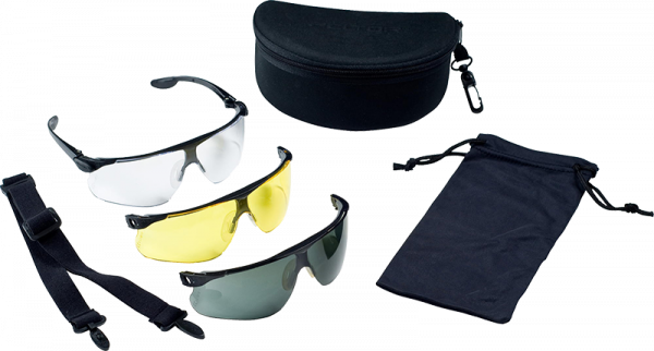 3M Maxim Ballistic Tac-Pack Set Schiessbrille