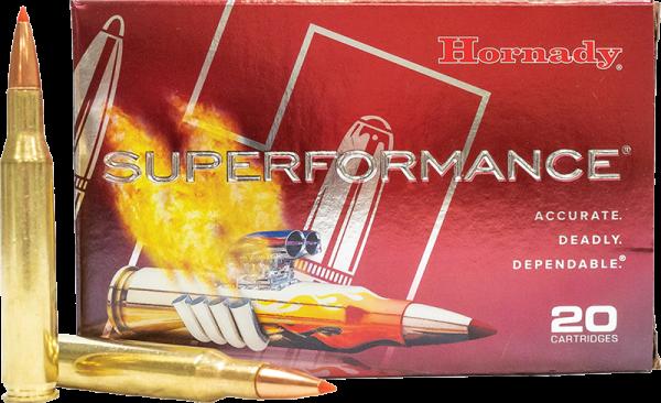 Hornady Superformance .270 Win SST 140 grs BŸchsenpatronen