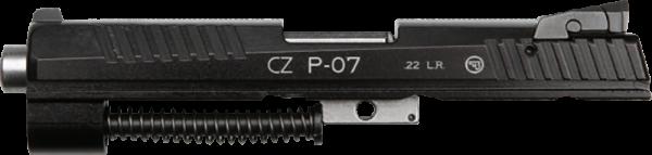 CZ P-07 Kadet Wechselsystem