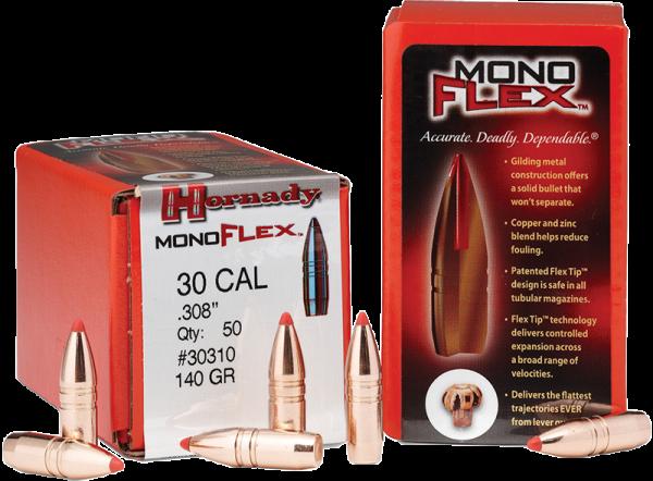 Hornady MonoFlex Langwaffengeschosse 1