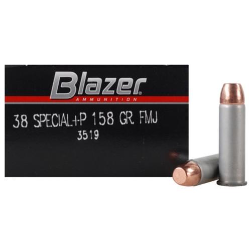 Blazer 38 Special 158 grs 3519