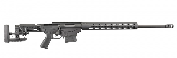 Ruger Precision Rifle 6,5 Creedmor Repetierbüchse mit 24 Zoll - Lauf Gen 2