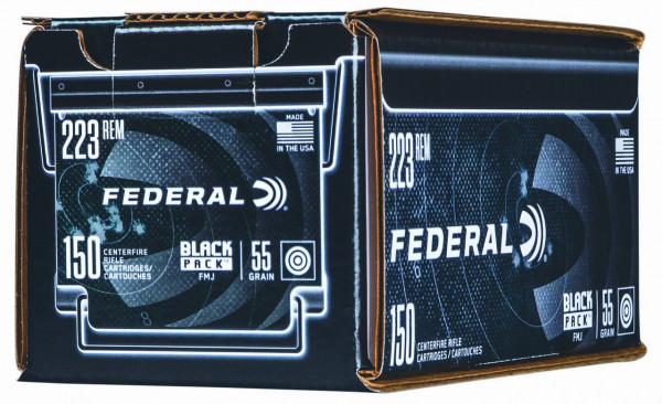 Federal BlackWeeks .223 Rem Munition