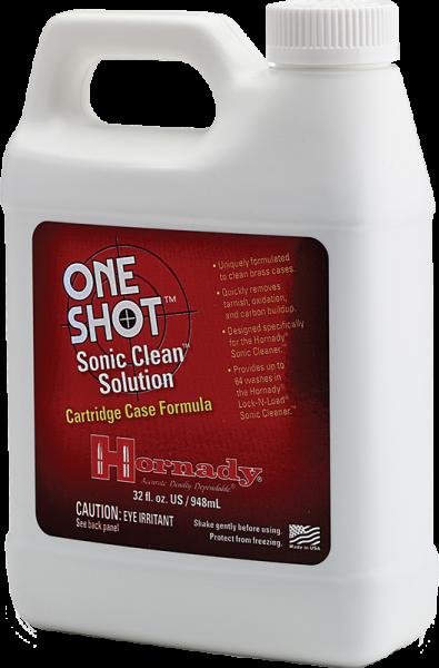 Hornady OneShot Hülsen Ultraschall Reinigungskonzentrat 1