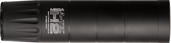 A-TEC Mega H2 Schalldämpfer 1