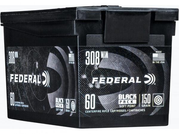Federal .308 Win 150grs FMJ Büchsenmunition BulkPack