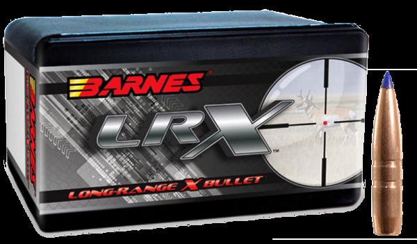 Barnes LRX Langwaffengeschosse 1