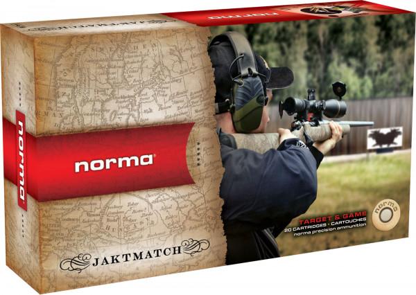 Norma .338 Win Mag 14,58g - 225grs Norma Jaktmatch FMJ Büchsenmunition