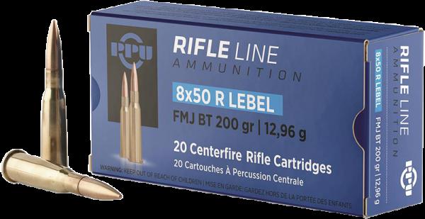 Prvi Partizan Rifle Line 8x51 R Lebel BTFMJ 200 grs Büchsenpatronen