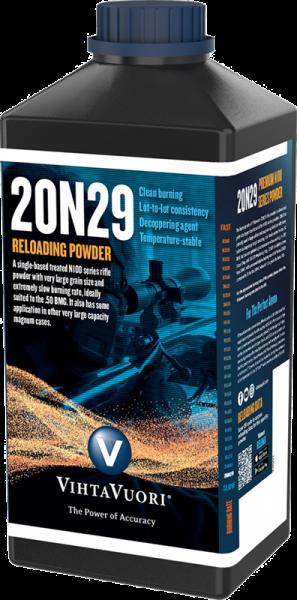 Vihtavuori 20N29 NC Pulver