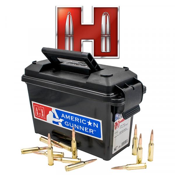 Hornady American Gunner .308 Win 10,04g - 155grs BTHP Match Büchsenmunition VPE 200 #80969
