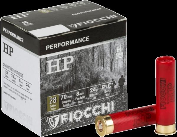 Fiocchi HP 28 28/70 24 gr Schrotpatronen 1