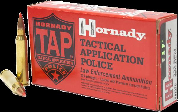 Hornady TAP Urban .223 Rem 3,56g - 55grs V-Max Büchsenmunition