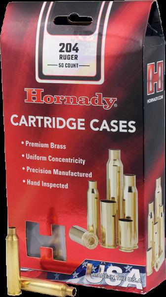 Hornady .204 Ruger Langwaffen Hülsen