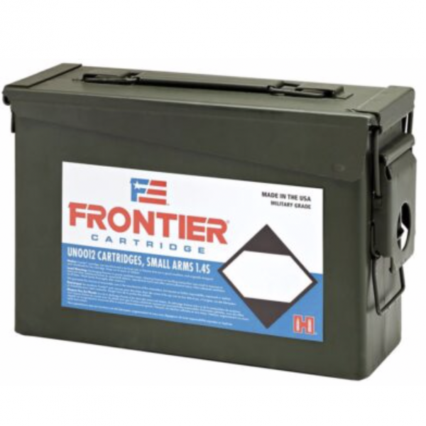 Hornady Frontier BulkPack .223 Rem 55grs FMJ Büchsenpatronen