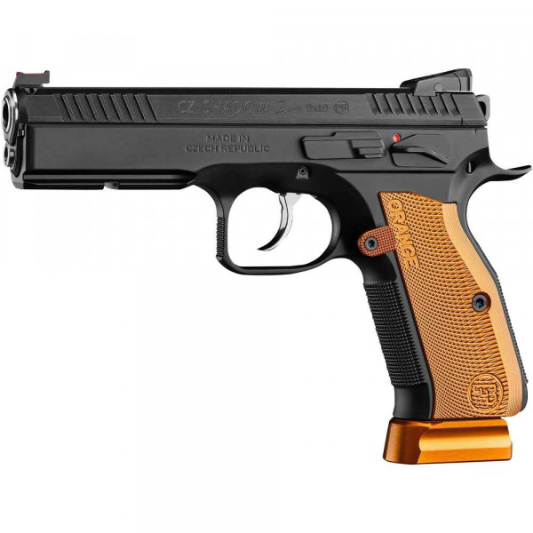 CZ Shadow II ORANGE 9mm Luger Pistole