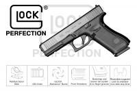 GLOCK 17 Gen5 MOS FS 9mm Pistole