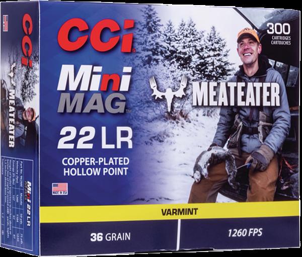 CCI Meat Eater Maxi Mag .22 LR CPHP 36 grs Kleinkaliberpatronen