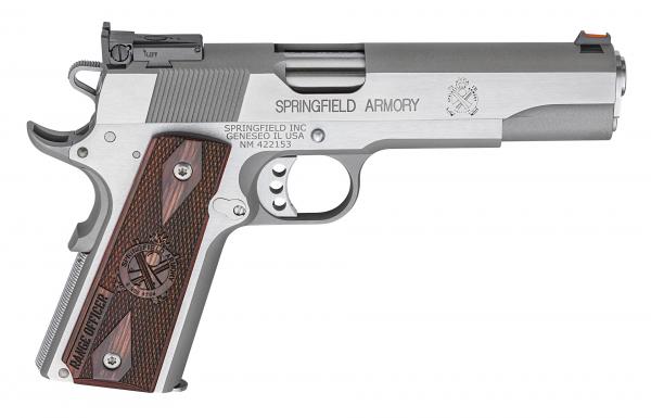 Springfield Armory 1911 Range Officer Pistole