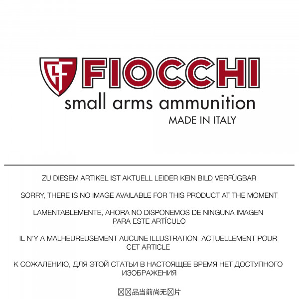 Fiocchi Classic  LRN .38 Special 10,24g - 158grs Revolvermunition VPE 50