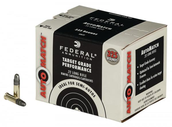 Federal .22lr 2,59g 40grs AM22 Kleinkalibermunition