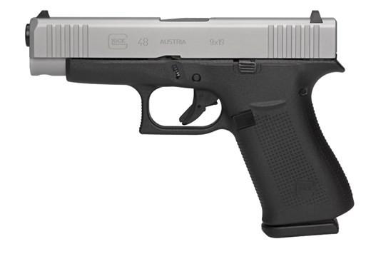 GLOCK 48 Slimline 9mm Pistole