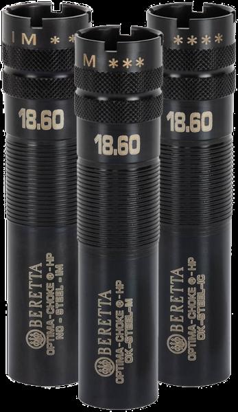 Beretta Optima HP Extended Black Edition Choke 1