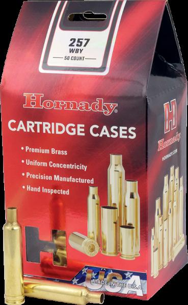Hornady .257 Wby Mag Langwaffen Hülsen