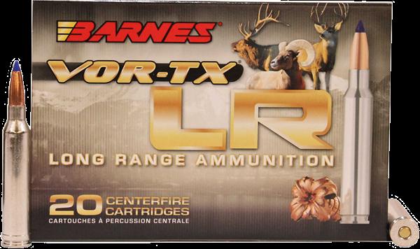 Barnes VOR-TX LR 7mm Rem Mag LRX 139 grs Büchsenpatronen
