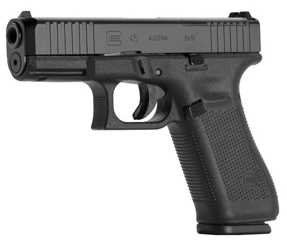 Glock 45 MOS FS 9mm Pistole