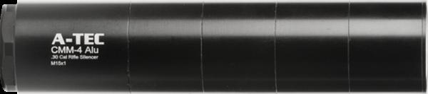 A-TEC CMM-4 ALU Schalldämpfer 1