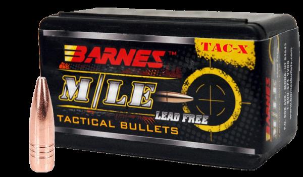 Barnes TAC-X Langwaffengeschosse 1