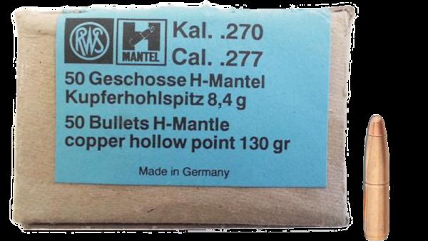 RWS H-Mantel Langwaffengeschosse 1