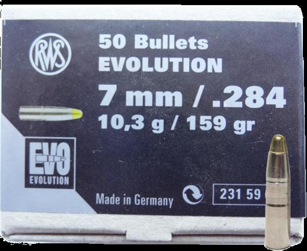 RWS Evolution Langwaffengeschosse 1