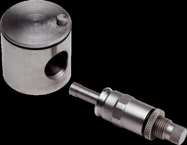 Hornady Lock-N-Load Pulverfüller Messeinsatz 1
